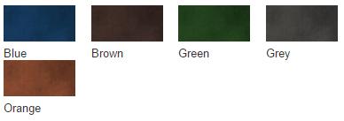 Возможные цвета металлочерепицы покрытия Safari
